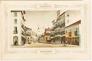 Pernambuco Nº. 5. Rua do Crespo