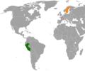Peru Sweden Locator.png