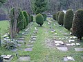 Pet cemetery, Litfield House, Nextend - geograph.org.uk - 360934.jpg