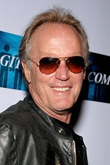 L'actor estatounitense Peter Fonda, en una imachen de 2009.