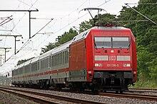 德铁长途运输