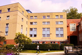 Anglia Ruskin University - Peter Taylor House is one of the residencies within the university campus in Cambridge.