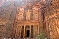 Petra, Al Khazneh - panoramio.jpg
