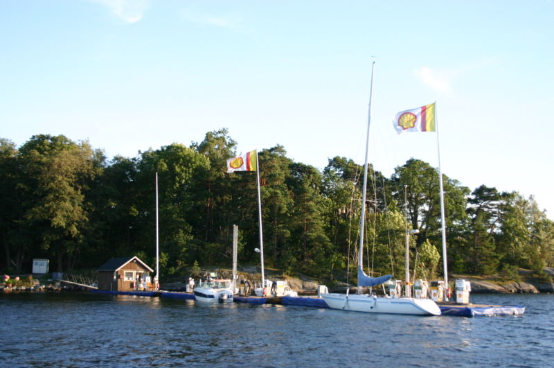 File:Petrol Station Pier for Boats in Stockholm.jpg