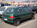 Peugeot 106 1.1 XN 2002 (15363944365).jpg