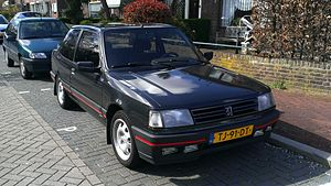 Peugeot 309 - 1988 Peugeot 309 GTi