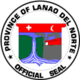 Official seal of Lanao del Norte