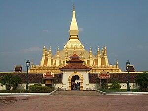 Vientiane: PhaThatLuang