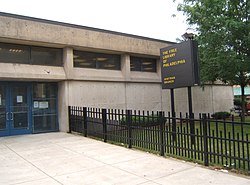 Whitman Branch of the Free Library of Philadelphia in Pennsport
