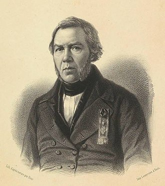 Philippe Buchez - Philippe Buchez by Charles Bour