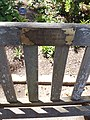 Photograph of a bench (OpenBenches 302).jpg