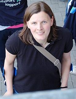 Pia Wunderlich German footballer