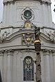 Piaristenkirche Maria Treu Wien 2014 21 Mariensäule.jpg