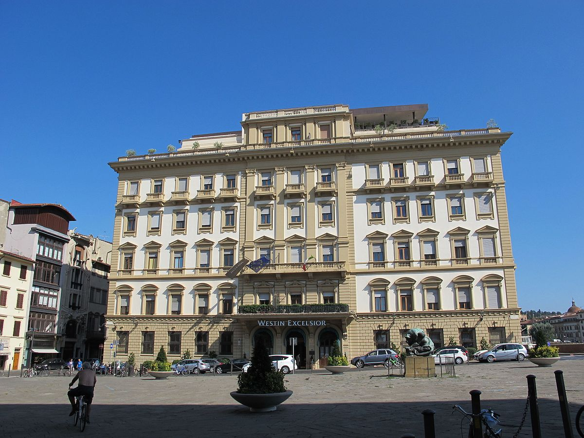 Palazzo Bonaparte (Firenze) - Wikipedia