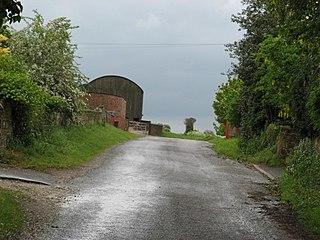 Pickstock village in United Kingdom