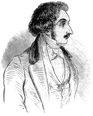 affiche Pierre François Lacenaire