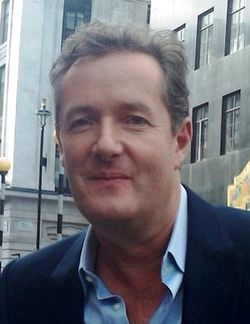 File photo of Piers Morgan in 2012.  Image: Dr GL Johnson.