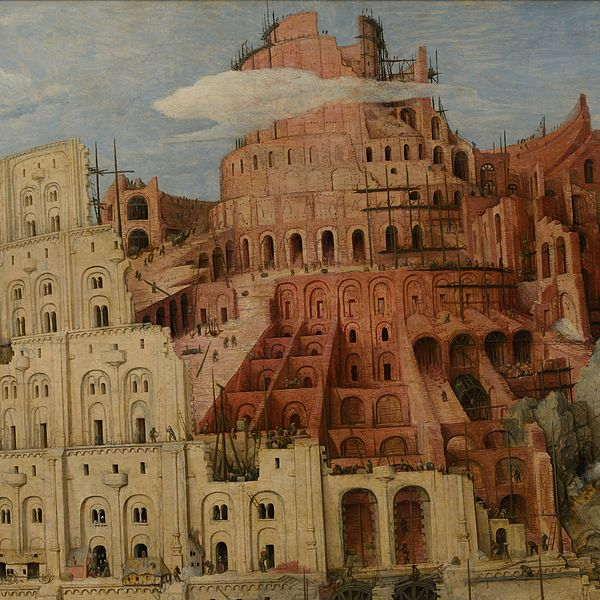 File:Pieter Bruegel the Elder - The Tower of Babel (Vienna) - Google Art Project-x1-y0.jpg