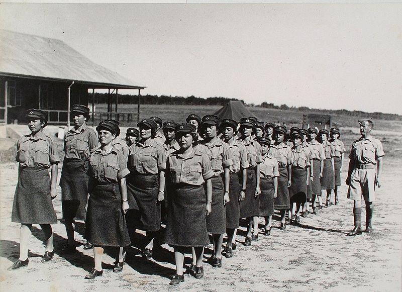 חיל עזר לנשים -  א.ט.ס