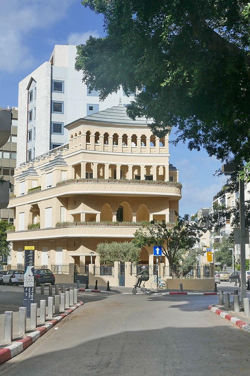 בניין הפגודה