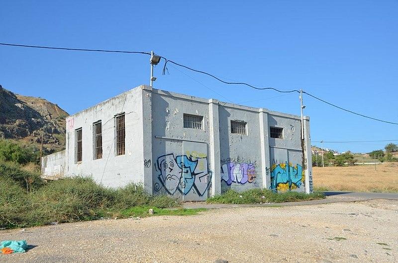 המשחטה הישנה בטבריה