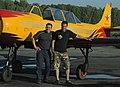 Pilots Maksim Savelyev(ra-0680g);Roman Ovchinnikov(ra-0839g) (4709589977).jpg