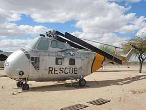 Pima Air & Space Museum - Helicopter 1.JPG