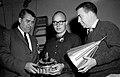 Pioneer 4 von Braun inspection.jpg