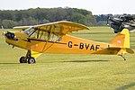 Piper J.3C-65 Cub 'G-BVAF' (40878340714).jpg