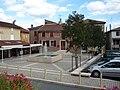 Place de l'Église - Dommartin, Rhône.JPG