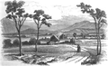 Plain near the Marrabool Hills, Victoria, with a description of its principal cities.png