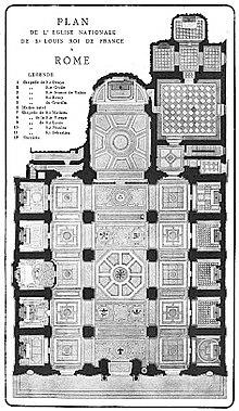 San Luigi Dei Francesi Wikipedia