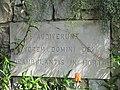 Plaque Audiverunt (villa Hanbury, Italy).jpg