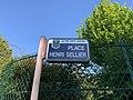 Plaque Place Henri Sellier - Le Pré-Saint-Gervais (FR93) - 2021-04-27 - 2.jpg