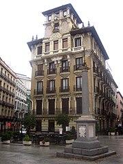 PROPUESTAS DE RULADA DE LA COMUNIDAD DE MADRID - DOMINGO 8 DE MARZO 180px-Plaza_de_Ramales_%28Madrid%29_01