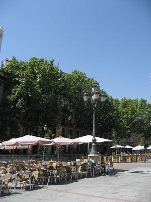 Plaza de Santa Ana Madrid 7