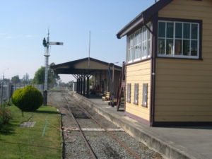Pleasant Point Museum and Railway - Image: Pleasant Point Railway 1