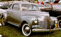 Plymouth P12 Deluxe Coupé (1941)