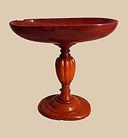 Poland Amber bowl of Sigismund III Vasa 01.jpg