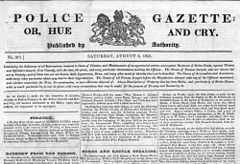 Police Gazette or Hue and Cry 6 August 1831.jpg