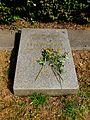 Poltava European (Frunze) Str. Park named by I.Kotliarevskiy Grave of D.Panikhin (DSCF4501).jpg