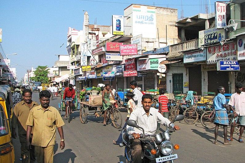 Fichier:Pondichéry 01.jpg