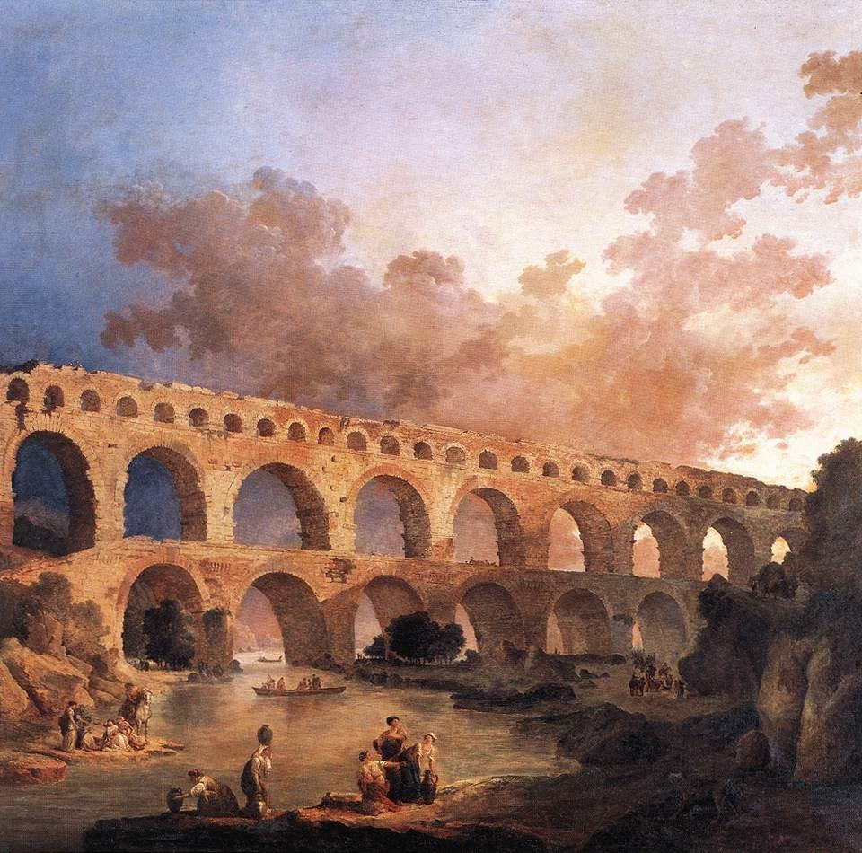 Pont-du-gard-hubert-robert-1786