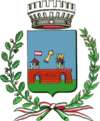 Coat of arms of Pontebba