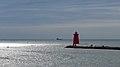 Poolbeg Lighthouse, Dublin Port (507234) (32973096546).jpg