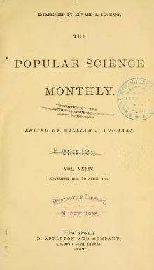 Popular Science Monthly Volume 34.djvu