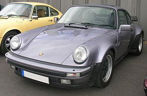 Porsche 930 - Image: Porsche 911 Turbo