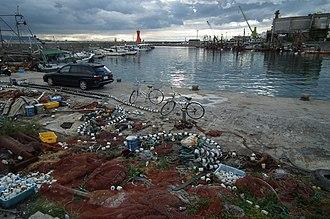 Akashi, Hyōgo - Image: Port of Akashi,明石港 DSCF1831