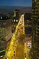 Portage Ave from the Richardson Building, 1 Lombard Pl, Winnipeg (500008) (11991799335).jpg