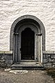 Portal da torre da igrexa de Akebäck.jpg